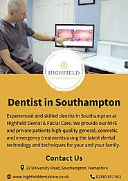 Dentist in Southampton