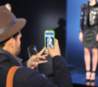 Instagram na New York Fashion Week