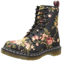 Top Reviewed Floral Combat Boots - 2014 Best Women's Combat Boot Styles