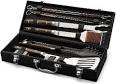 Best Rated BBQ Grill Tool Sets | Cuisinart 10-Piece Premium Grilling Set