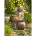 Southwest Pot Fountain- Garden Oasis-Outdoor Living-Outdoor Decor-Fountains & Pumps