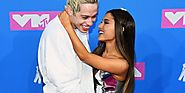 Ariana Grande and Pete Davidson – It's over — Viral-a