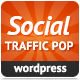 WordPress > Social Traffic Pop