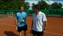 Video: The art of playing tennis doubles