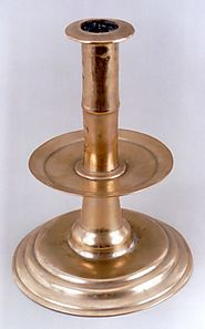 Trumpet Candlestick By Antiquedelft.com