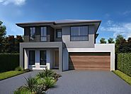 Double Storey Home Design | 4 Bedroom Floor Plan – Mollymook