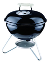 Amazon.com: Weber 10020 Smokey Joe Silver Charcoal Grill, Black: Patio, Lawn & Garden