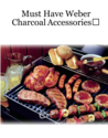 Weber Charcoal Grill Accessories