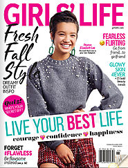 Girl's Life Magazine - October - November 2018