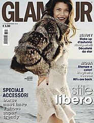 Glamour Italy Magazine - September 2018