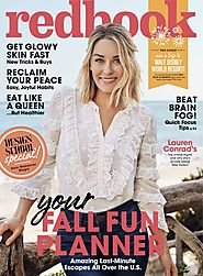 Redbook Magazine - October 2018