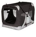 TRIXIE Pet Products de Luxe Nylon Crate, Small