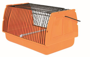 Trixie Transport Box Pet Carrier Ideal For Birds & Rat'S Large