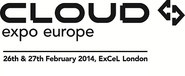 Cloud Expo Europe 2014 - 26-27 February 2014, London, UK