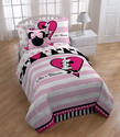 Disney Hearts Sheet Set, Full