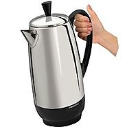 Best Electric Coffee Percolators Reviews 2015 Powered by RebelMouse