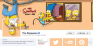 Facebook Content Strategy and Page Review: The Simpsons
