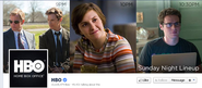 Facebook Content Strategy and Page Review: HBO