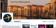 Facebook Content Strategy and Page Review: Expedia