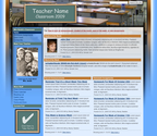 Google Sites Class Website
