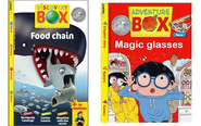 Best Books for 7 Year Olds - Top 5 Picks 2014