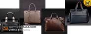 Leather Bag Professor - Leather Bags, Purse