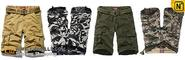 Cargo Shorts Secret – Camo Cargo Shorts, Colorful Cargo Pants