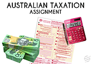 Get Australian Taxation Assignment Help