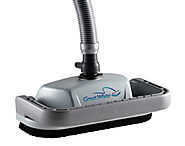 Pentair GW9500 Kreepy Krauly Great White Automatic Pool Cleaner for In-Ground Pools, Grey/Black
