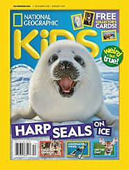 National Geographic for Kids Magazine - December 2018