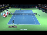 Dubai 2014 Wednesday Hot Shot Stepanek