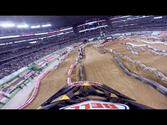 GoPro: James Stewart's Winning Run - 2014 Monster Energy Supercross Arlington