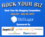 "And the Winners of ""Rock Your Biz"" Are… 