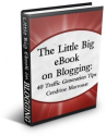 Review of The little big eBook on blogging… (in French)