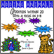 Addition to 20 Games, Timed Tests, Flash Cards and More by Mercedes Hutchens