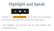 Free Technology for Teachers: Kaizena Improves Workflow for Voice Commenting on Google Documents