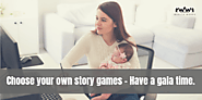 Choose your own story games online – Have a gala time.