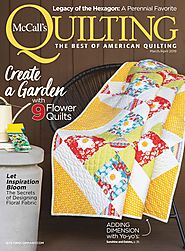 McCall's Quick Quilts magazine - March - April 2019