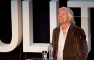 Richard Branson on Finding Funding