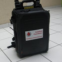 Vodafone Foundation launches mobile network in a backpack to support aid work