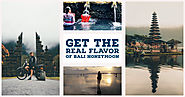 Get the real honeymoon flavor on Bali Packages