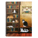 Cat Tales Notebook