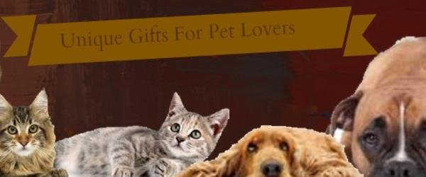Headline for Unique Gifts For Pet Lovers