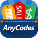 AnyCodes Coupon App