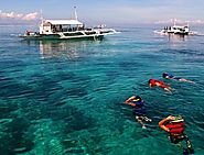 Island Hopping in Cebu Itinerary Guide