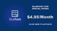 Bluehost Coupon for March 2014: 50% Off Discount