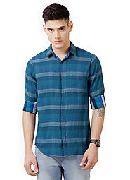 Buy Mens Reversible Shirt Online in India | Reversible Casual Shirts