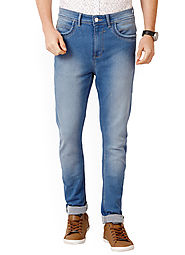 Buy Carrot Fit Jeans Online in India