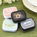 Exclusive Wedding Collection Personalized Mint Tins