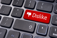How to Handle the Dislike Button of Online Reviews